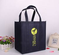 Non woven bag with strong handle
